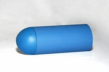 Bate macas / Protetor de paredes / Rodameios em PVC SIB 054