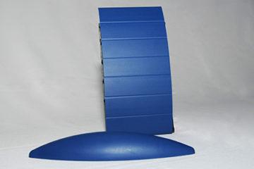 Bate macas / Protetor de paredes / Rodameios em PVC SIB 198