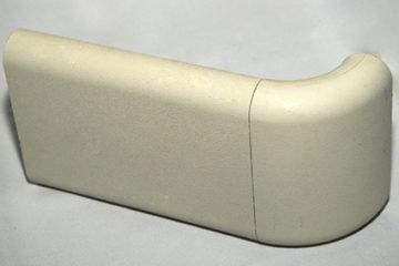 Bate macas corrimão em PVC SIB 800