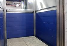 Proteção para elevadores